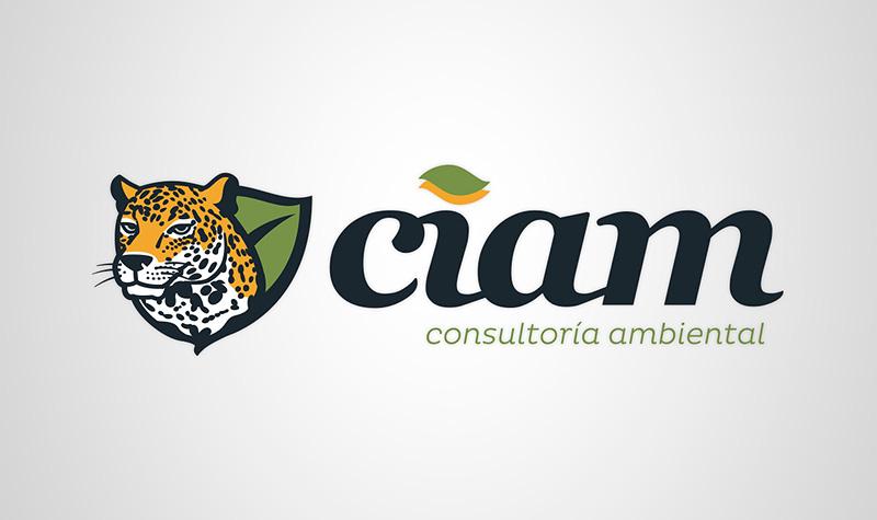 disenho logotipo ciam