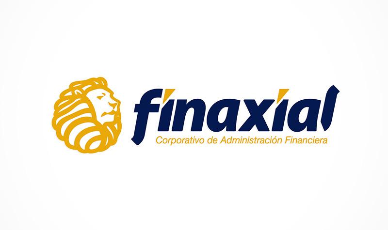 logotipo finaxial