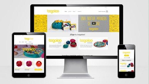 pagina web bagaloo