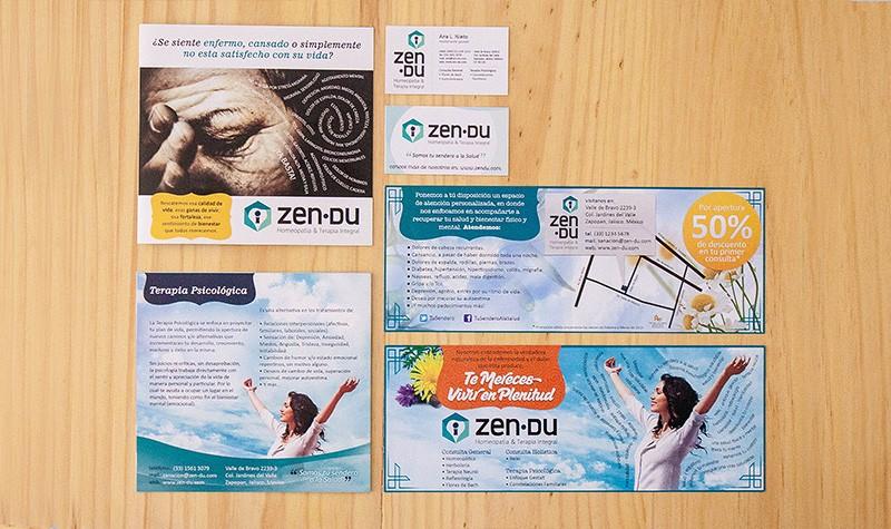 publicidad zen-du