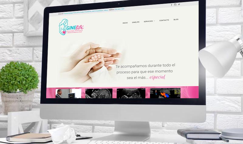ginelife sitioweb
