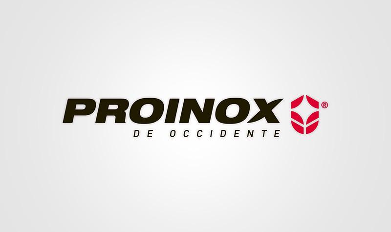 diseño logo proinox