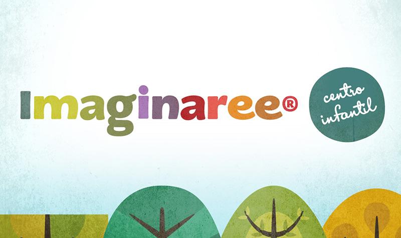 logotipo imaginaree