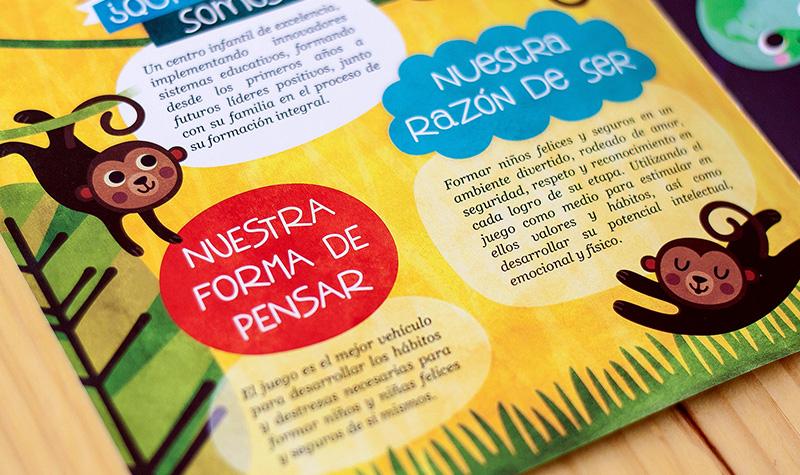 publicidad para preescolar