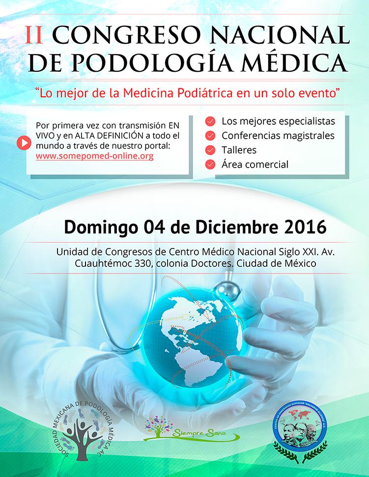 congreso podología médica