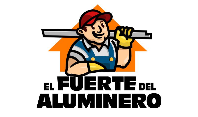 el fuerte del aluminero logo